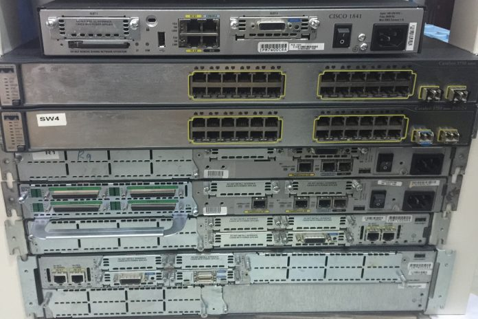 Cisco Home Lab